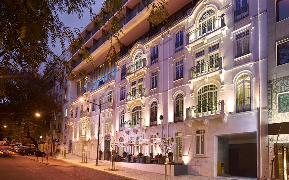 PORTOBAY LIBERDADE, OUR FIVE STAR HOTEL IN LISBON